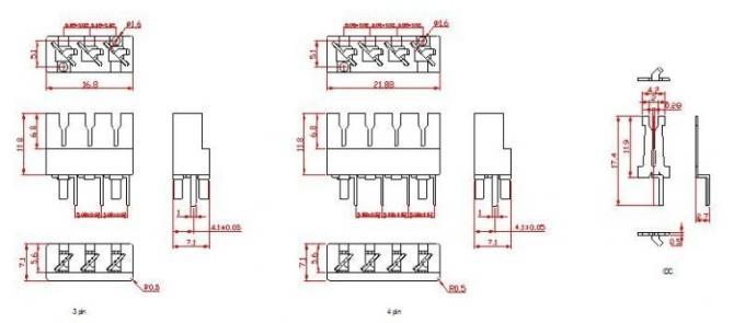 Krone Style PCB - IDC Terminal Block 45 Degree 3.81mm 8 Pin ... on ford wiring, kubota wiring, massey ferguson wiring, cub cadet wiring, john deere wiring, delta wiring, toyota wiring,