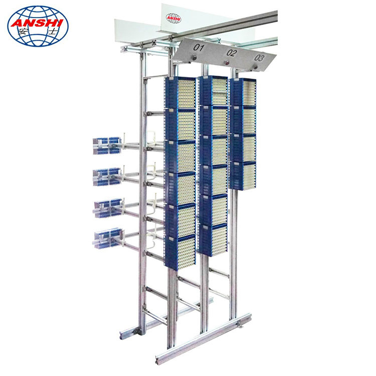 JPX202 FA8 72 MDF Main Distribution Frame 100 Pairs cable side ...