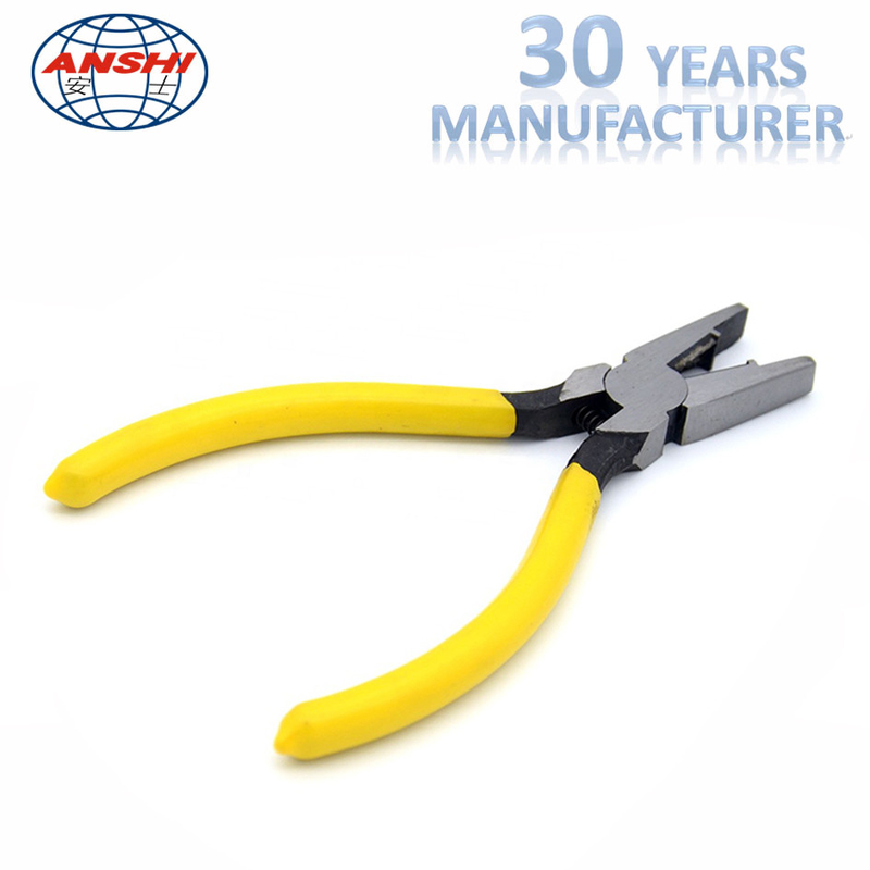 E-9y 3m Wire Connector Crimping Tool Stainless Steel Material Yellow Color