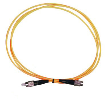 China Durable SM / MM FC FC Patch Cord , 2M 3M Corning Fiber Optic Jumper Cables factory
