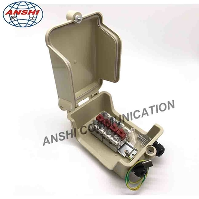 ANSHI 4 & 5 Paris External Distribution Subscriber Terminal Block STB Module Box