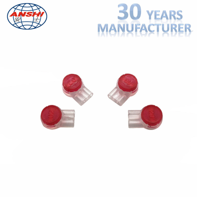 UR2 3m Scotchlok Wire Connectors 0.9-1.3 Red Lock Joint Connector