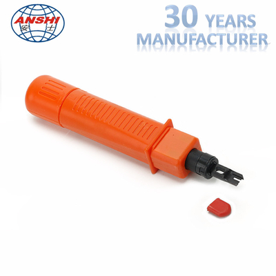 Anshi 314 RJ45 Type Punch Down Tool Network Tool